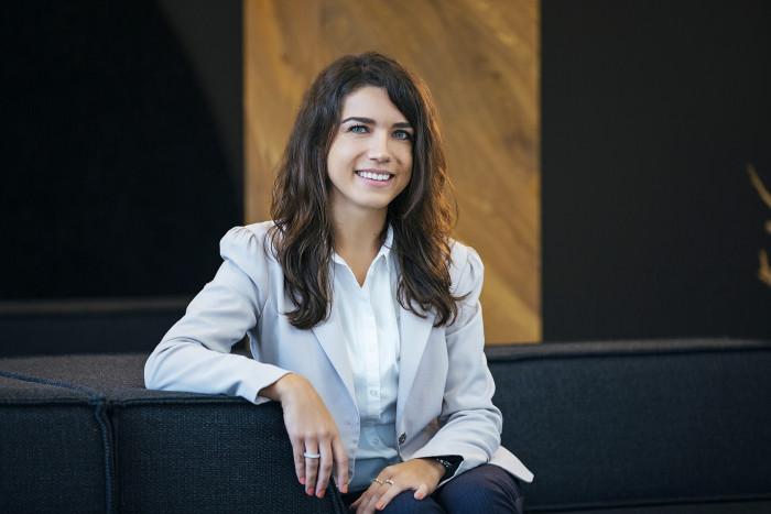 Alexandra Hehl ist Prokuristin bei dem Personaldienstleister Etengo. (Bild: Etengo AG)