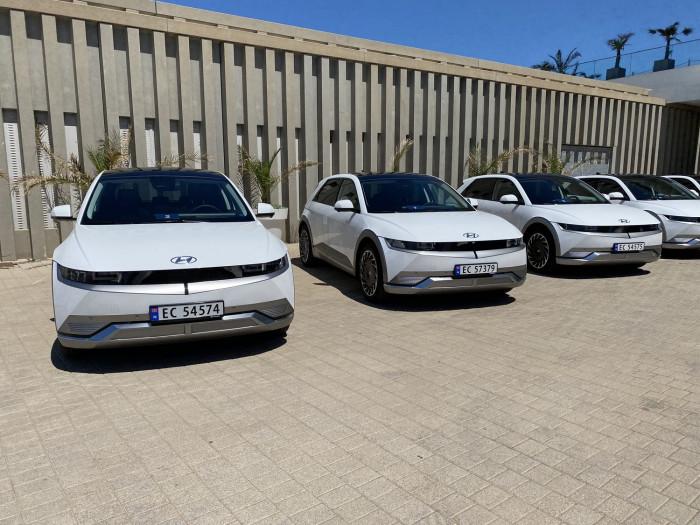 Der Hyundai Ioniq 5 im Golem.de-Test (Bild: Dirk Kunde)