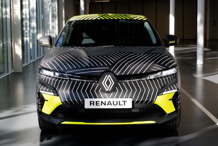 Renault Mégane E (Bild: Renault)