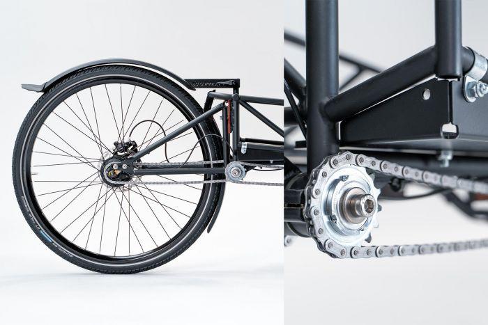 Convercycle E-Cargo (Bild: Hersteller)
