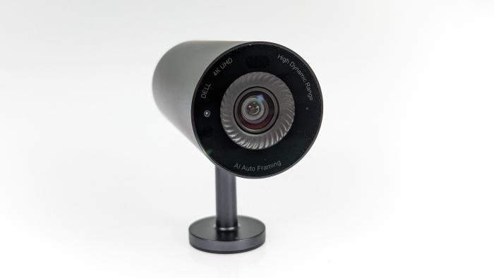 Dell Ultrasharp Webcam (Bild: Oliver Nickel/Golem.de)