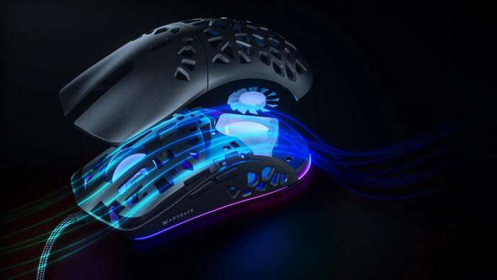 Zephyr Pro mit RGB-Lüfter (Bild: Marsback)
