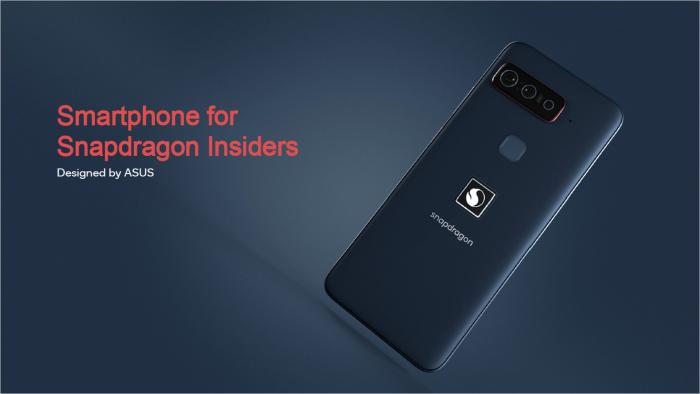 Smartphone for Snapdragon Insiders (Bild: Qualcomm)