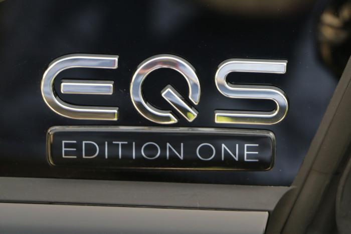 Der vollelektrische EQS ist das neue Vorzeigemodell von Mercedes-Benz und soll noch in diesem Jahr auf den Markt kommen. (Foto: Friedhelm Greis/Golem.de)