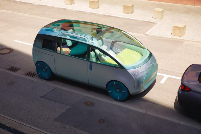 Mini Urbanaut (Bild: BMW)