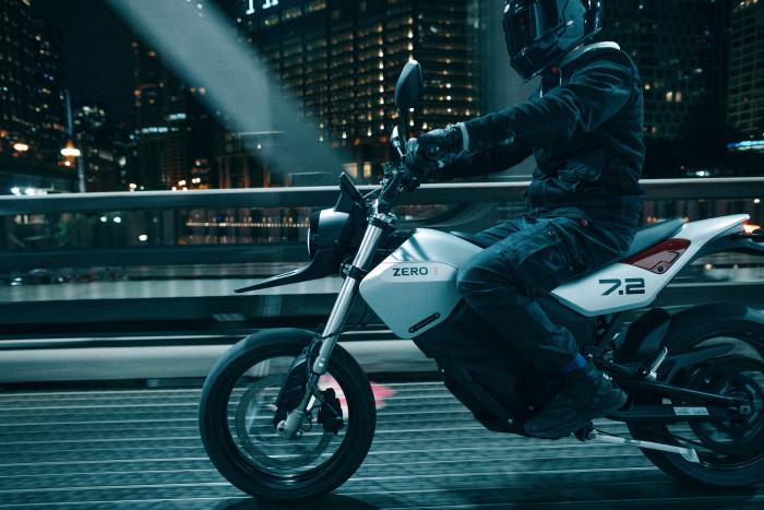 Zero FXE (Bild: Zero Motorcycles)