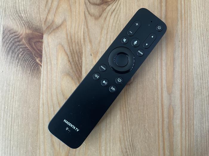 Magenta-TV-Fernbedienung für Apple TV (Bild: Ingo Pakalski/Golem.de)