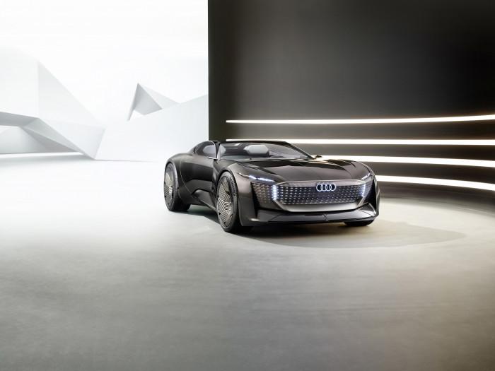 Audi Skysphere Concept (Bild: Audi)