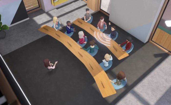 Horizon Workrooms (Bild: Facebook)