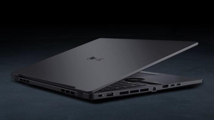 Das Asus Studiobook ist mit 16-Zoll-Display im Format 16:10 erhältlich.