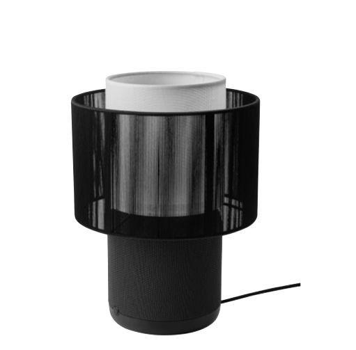 So soll der neue Lampenschirm-Lautsprecher von Ikea Symfonisk aussehen. (Bild: Ikea)