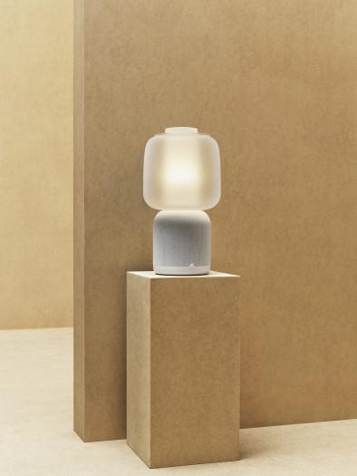 Symfonisk Tischleuchten-Lautsprecher (Bild: Ikea)