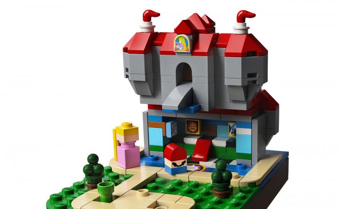 Lego Super Mario 64 Fragezeichenblock (Bild: Lego)