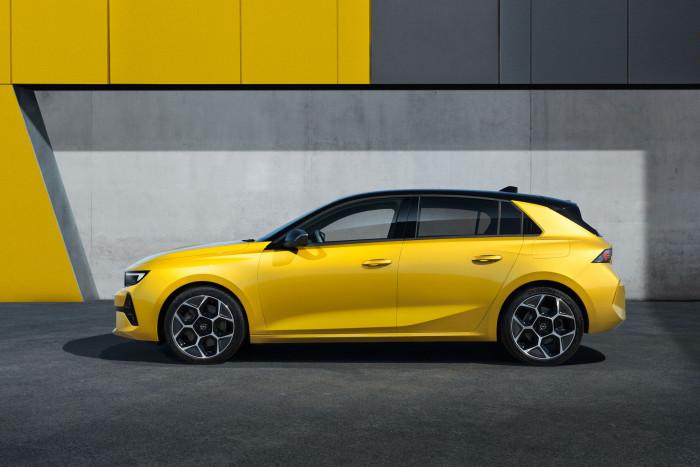 Die sechste Generation des Opel Astra (Bild: Opel)