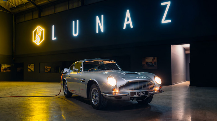 Aston Martin DB6 (Bild: Aston Martin)