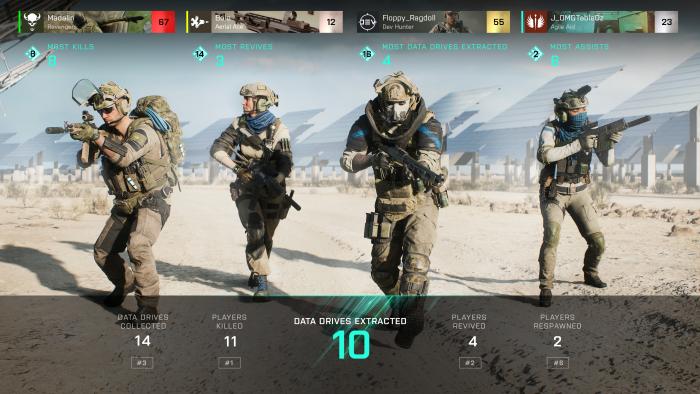 Artwork von Battlefield 2042 - Hazard Zone (Bild: EA)