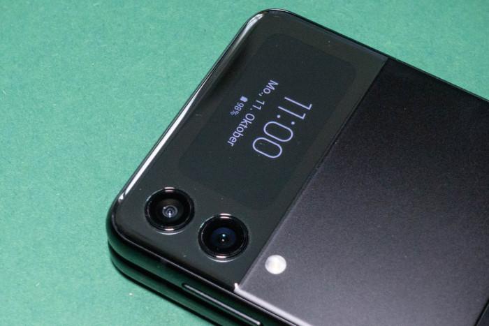 Die Kamera ist bekannt und kam bereits beim Vorgängermodell zum Einsatz. (Bild: Tobias Költzsch/Golem.de)