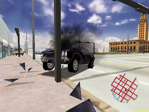 Spieletest: Driver - Verfolgungsjagden in der City